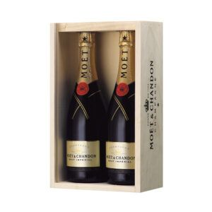 Möet & Chandon Imperial Brut Estuche 2 botellas