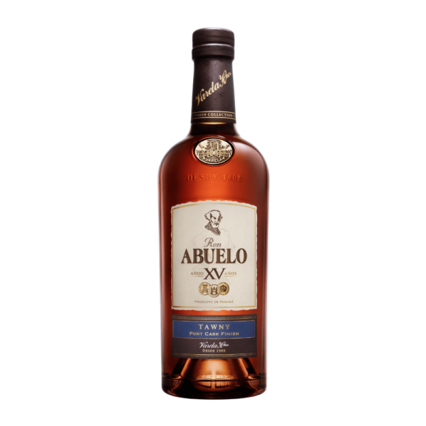 Abuelo Finish Collection Tawny Ron