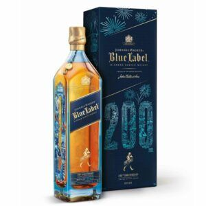 Jhonnie Walker Blue Label 200 Aniversario Whisky