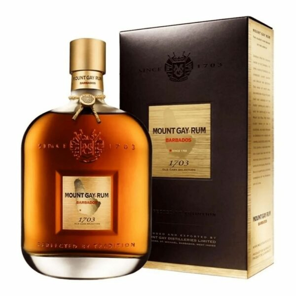 Mount Gay 1703 Old Cask Selection Ron