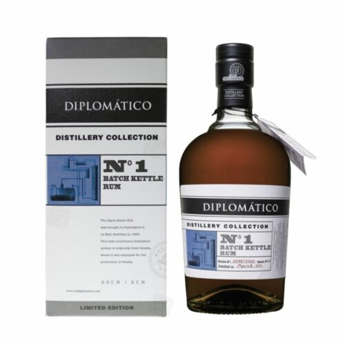 Diplomatico Distillery Collection Nº1 Batch Kettle Ron